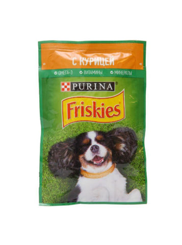 FRISKIES IT TOYUQ ETI ILE NESTLE 85GR