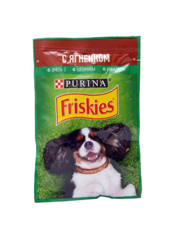 FRISKIES IT QUZU ETI ILE NESTLE 85GR
