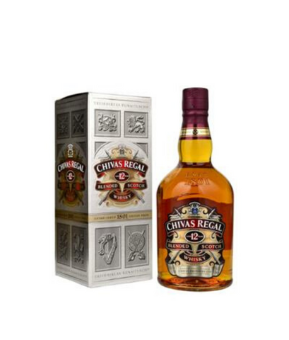 Chivas viski regal 12 illik 0.7 l