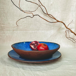 Bowl and Plate Set 3