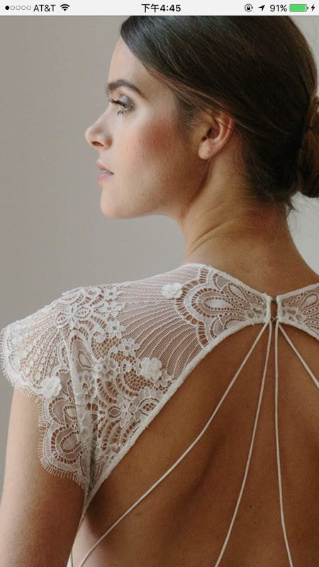 off white chantilly lace fabric, lace fabric for bridal dress lingerie, French lace fabric on sale, 2019 new arrival