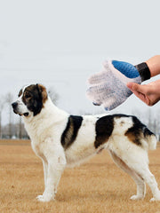 Pet Grooming Hair Remover Glove - URANIFY