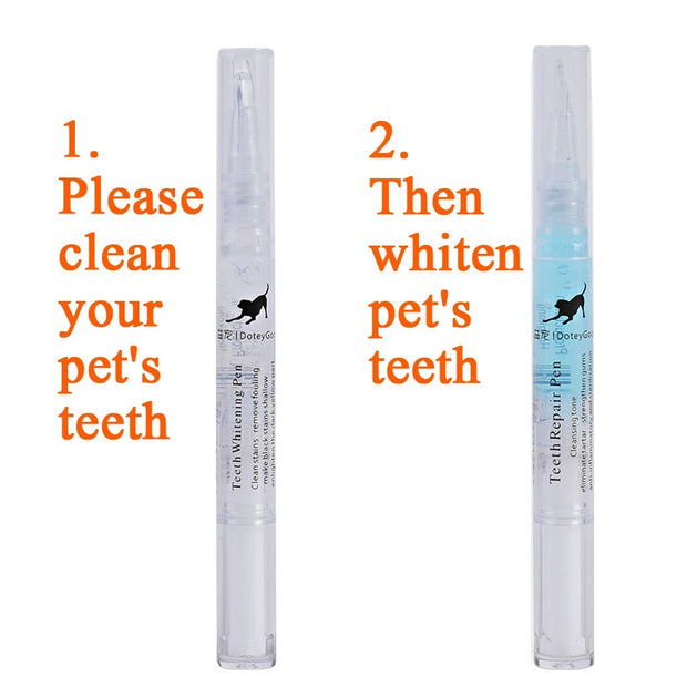 Pet Teeth Cleaning Repair Kit - URANIFY