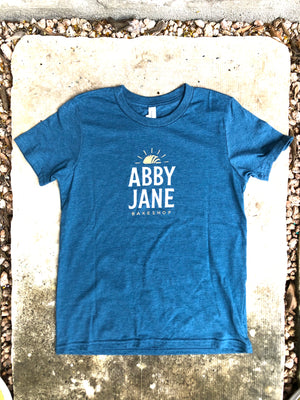 Abby Jane Logo Tee - Youth Size