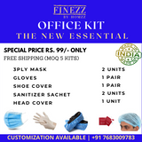 Everyday Office Kit by Finezz - Finezz