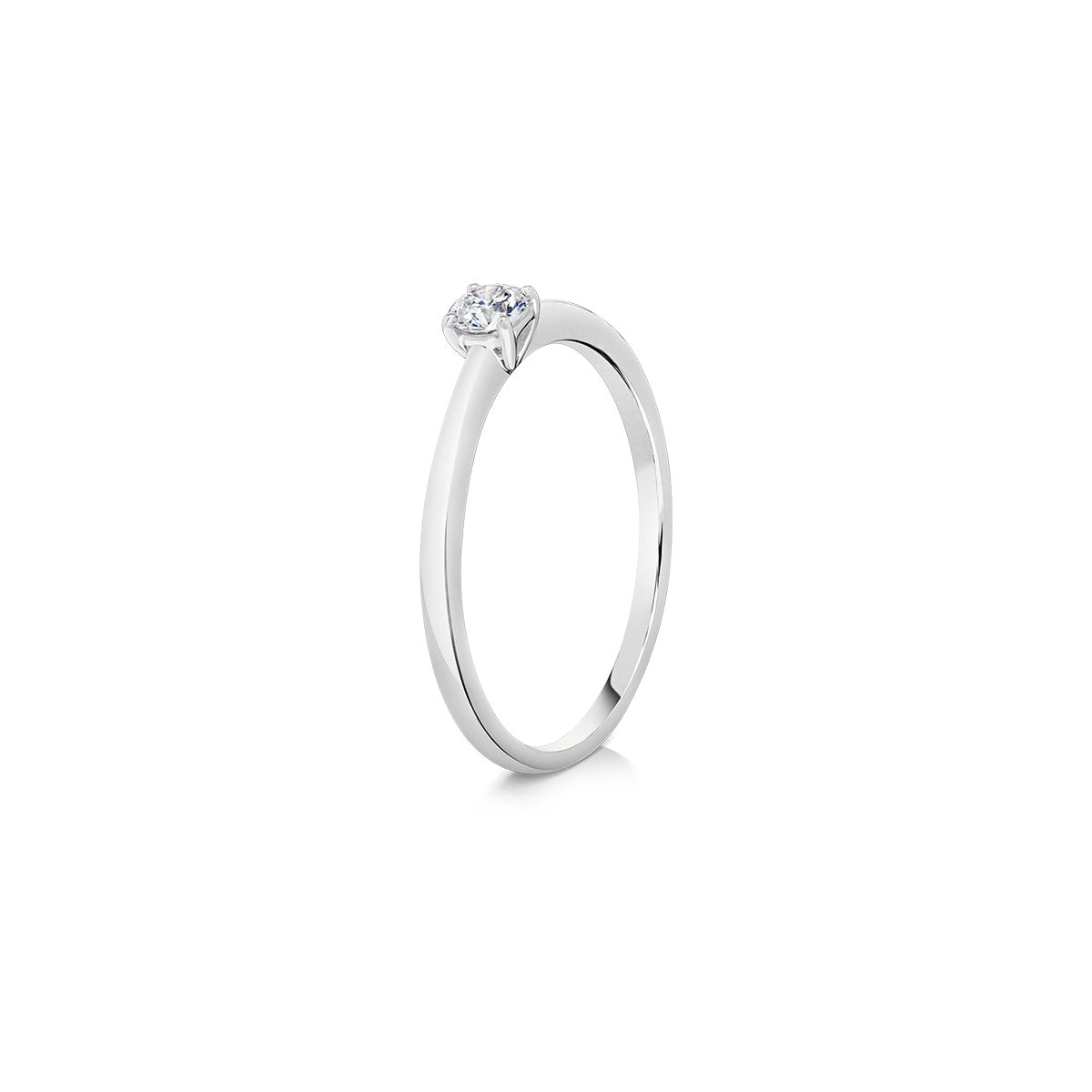 THIN SOTAIRE ENG. RING