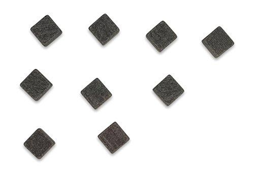 9 Pack: Grey Beverage Chilling Stones