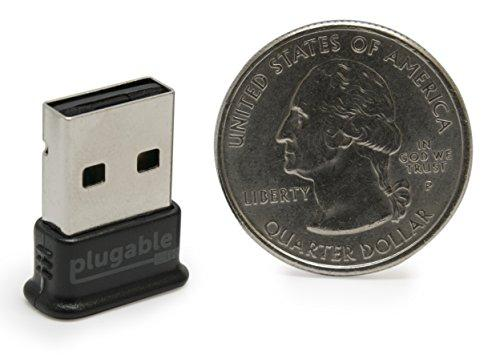 Plugable USB Bluetooth 4.0 Micro Adapter