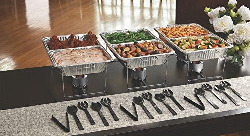 33 Piece: Party Essentials Food Serving Kit