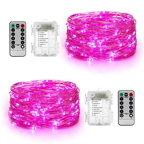 BOGO - 2 Set Wireless Fairy String Lights with Remote Control