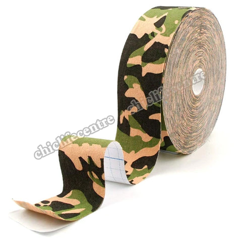 10 PACK Kinesiology Tape 5M Athletic Sports Tapes Rolls Knee Elbow Protector Waterproof Muscle Bandage