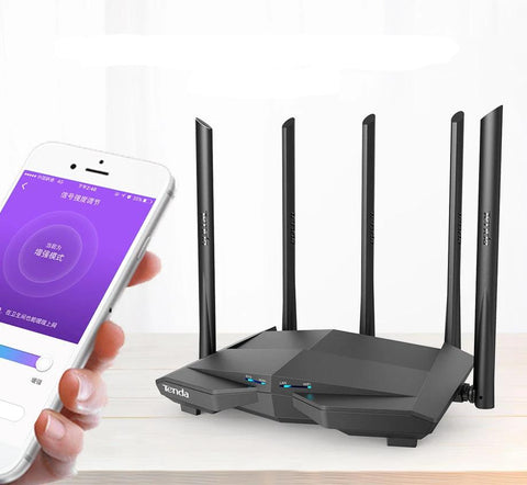 Gigabit AC11 Dual-Band 5GHz 867Mbps Wireless Router with 3 Gigabit Ports