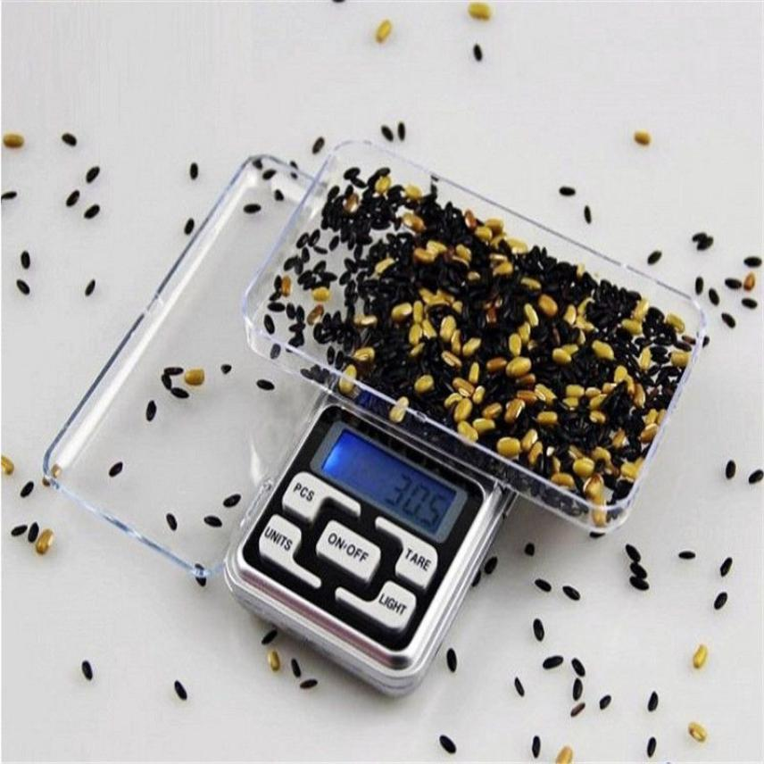Portable Mini Electronic Digital Scale With 1 Tray