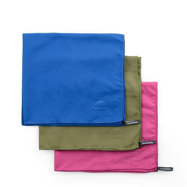 Ultra Light Compact Quick-Dry Microfiber Camping Towel