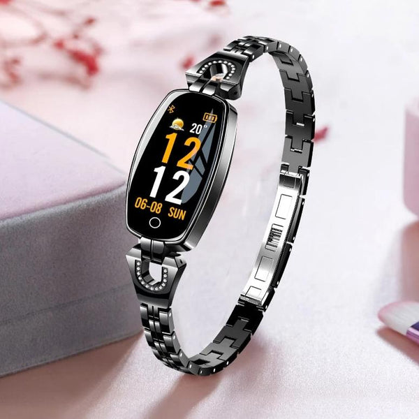 Women's Smart Watch Heart Rate Monitor Waterproof