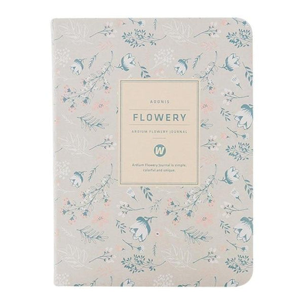 2020 Vintage Floral Cover Weekly Monthly Planner