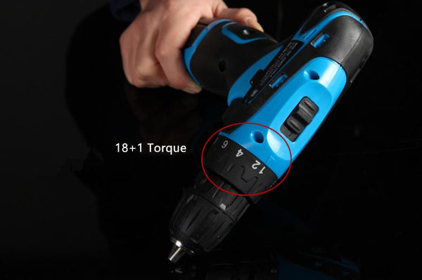 16.8V Electric Cordless Hand Drill