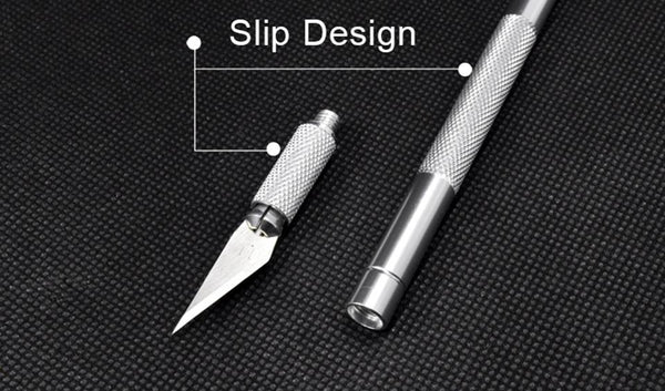Non-slip Metal Wood Carving Tools