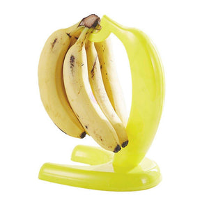 Creative Banana-Shaped Banana Hanger