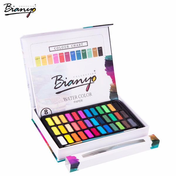 30/36 Colors acrylic paints set