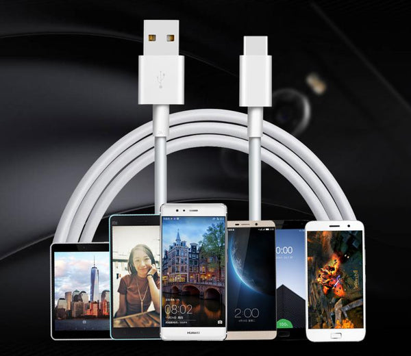 USB Cable Faster Charging Wire Type C USB Data Sync Charge Cable For Xiaomi Mi 5 6 4C 4S 5S For Samsung S8 Plus C9 C7 Pro Note8