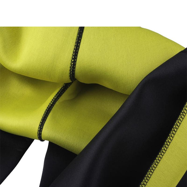 Running Yoga Shorts Pants Outdoors Training Weight Loss Sports Trousers Tights Neoprene Shaper Slimming Sport Pants