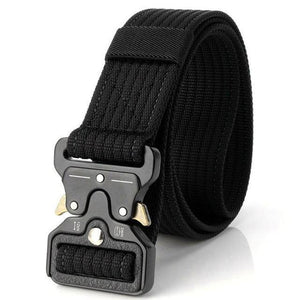Men's Nylon Tactical Military SWAT Belt