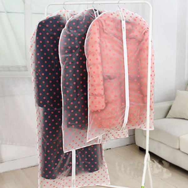 5 Sizes Garment Suit Coat Clothing Cover Bag