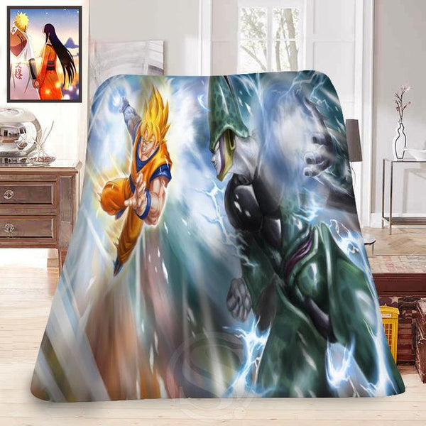 Dragon Ball Z  Blanket