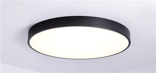 Modern simplified ultra-thin 5CM LED Ceiling Lamp multicolor art LED Ceiling Light for Living room Children's room Coffee shop
