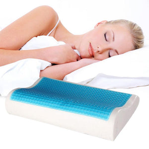 Memory Foam Orthopedic Gel Bed Pillow