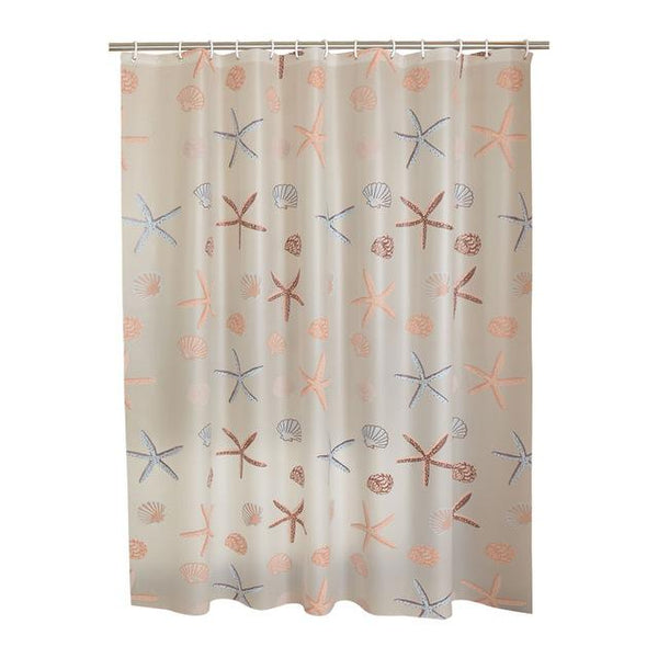 Waterproof Shower Curtain 12 Hooks For The Bathroom  High Quality Bath Bathing Sheer For Home Decoration25