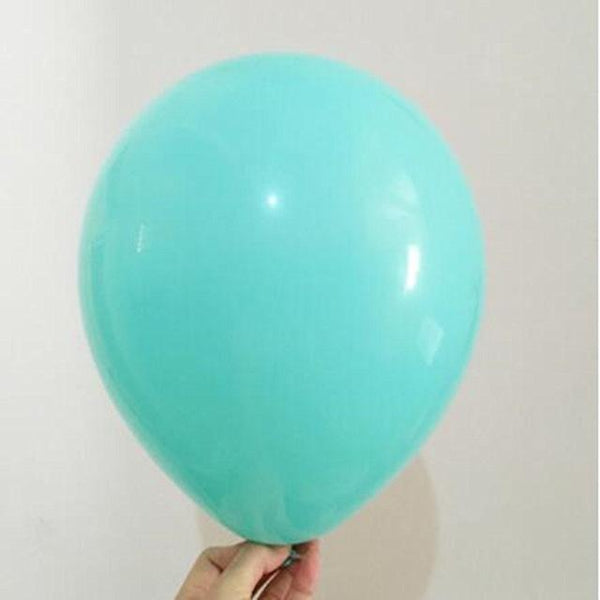 100 Piece: 12in. 2.8g Latex Party Balloons