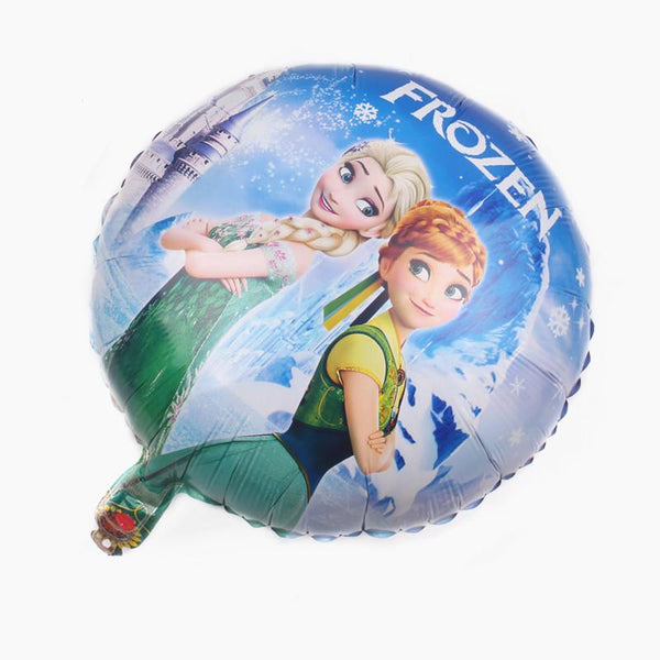 GOGO PAITY 18 inch round princess aluminum balloon cartoon style holiday birthday party atmosphere decoration