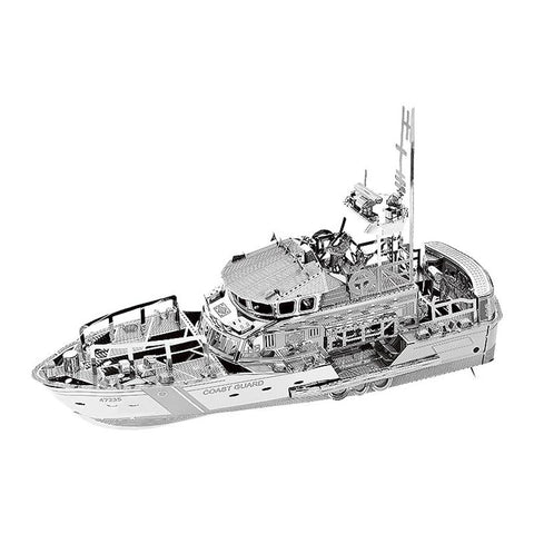3D Metal DIY Boat Model Puzzle