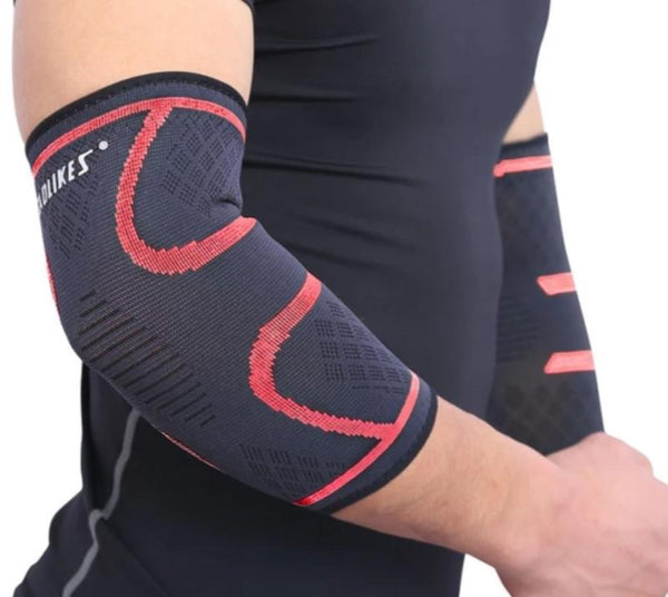 Men's Support Protective Pad Elbow Brace