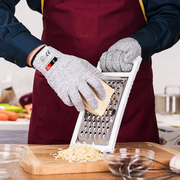 Heavy Duty Anti-Cut Knife Resistant Safety Gloves