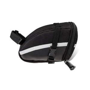 Portable 1.2L Waterproof Bicycle Seat Pouch