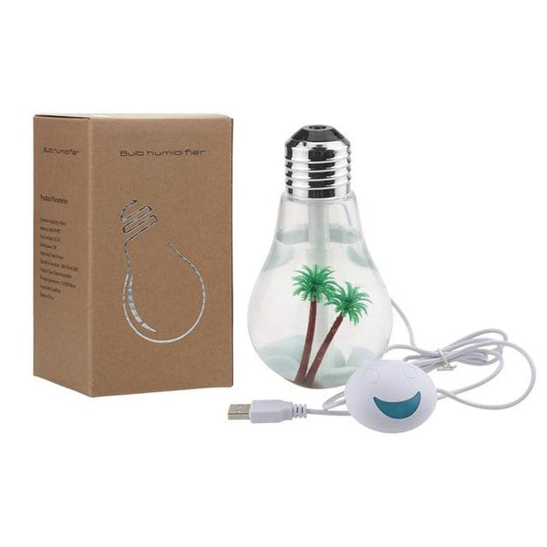 Ultrasonic 400mL Essential Oil Diffuser LED Air Humidifier Night Light