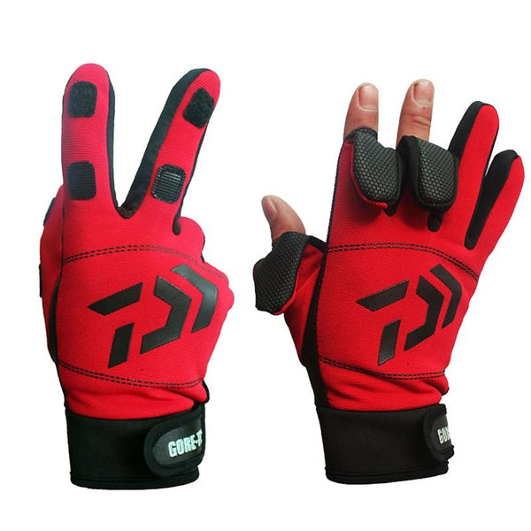 Outdoor Grip Gore-Tex Sport Gloves