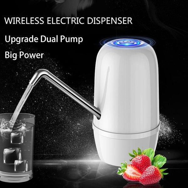 Stainless Steel Electric Gallon Jug Water Dispenser for Water