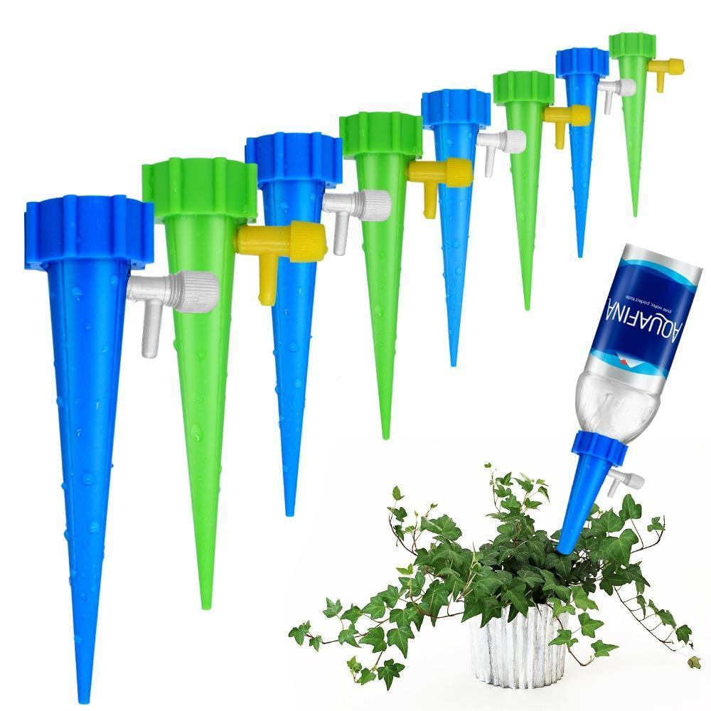 12 Piece: Adjustable Self Automatic Watering Irrigation System