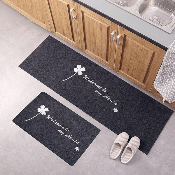 Thin Non-Slip Kitchen Accessory Floor Mats