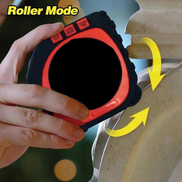 3 in 1 Measuring Tape With High Accuracy Laser Digital Tape