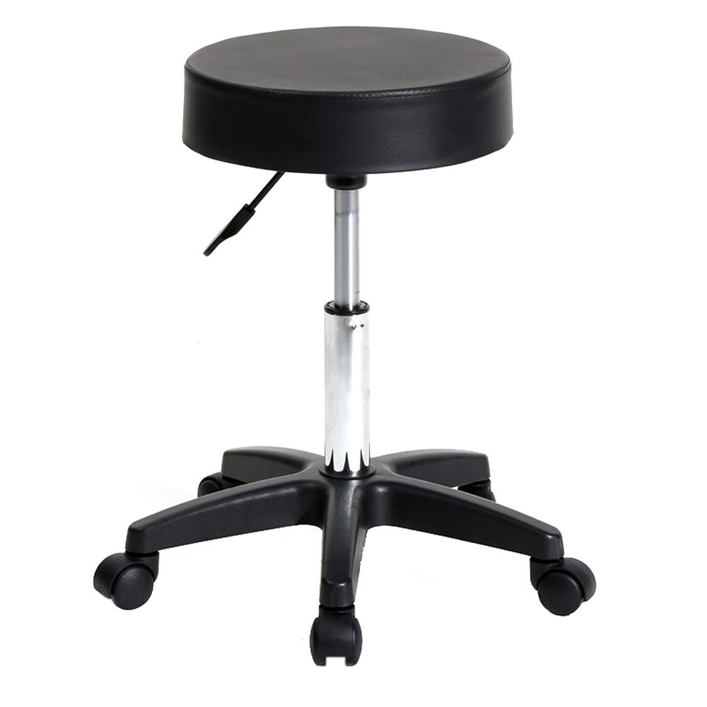 Adjustable Hydraulic Rolling Swivel Stool