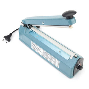 "Manual 8"" Poly Bag Heat Sealer Machine Press"