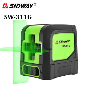 SNDWAY Self-Leveling Vertical and Horizontal Laser Tool