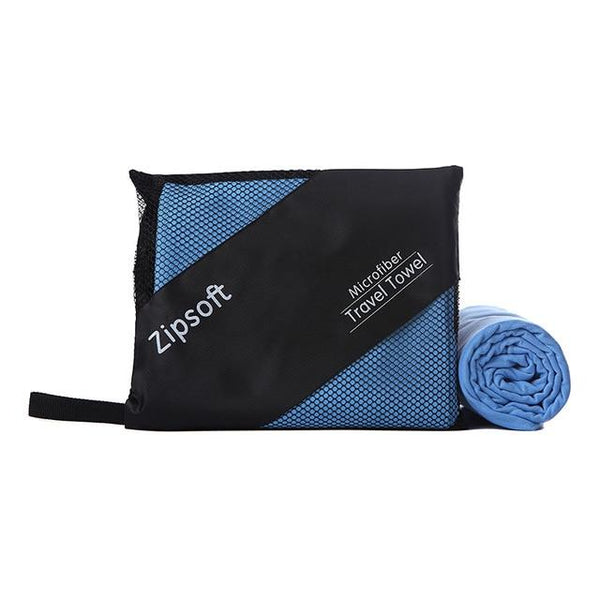 Microfiber Quick Drying Travel Sports & Beach Towel