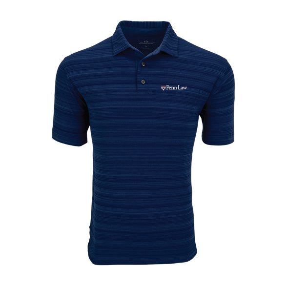 Vansport™ Strata Textured Polo