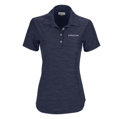 Women's Greg Norman Play Dry® Heather Solid Polo